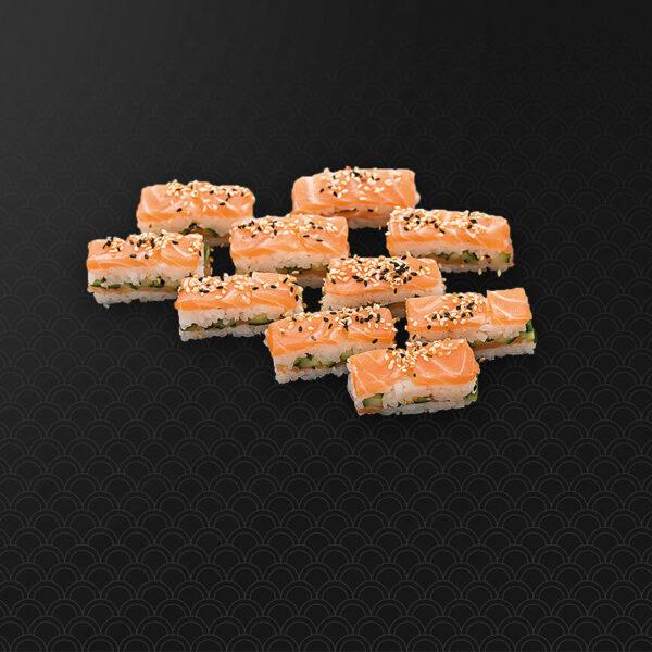 Gepresstes-Sushi